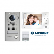 kit-portier-video-modele-jo / pour-ma-maison - automatiser - interphones-video